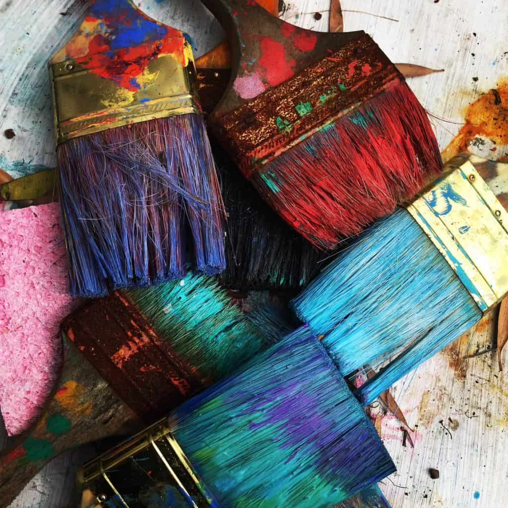 Paint Art In Home interiors