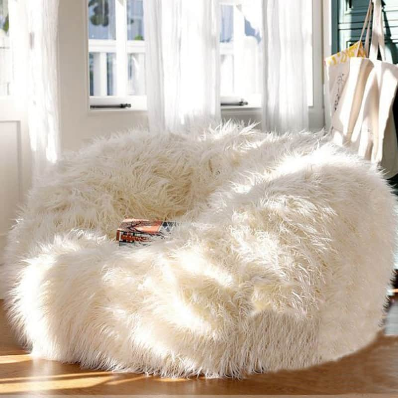 Bean Bag Cover Room Decoration