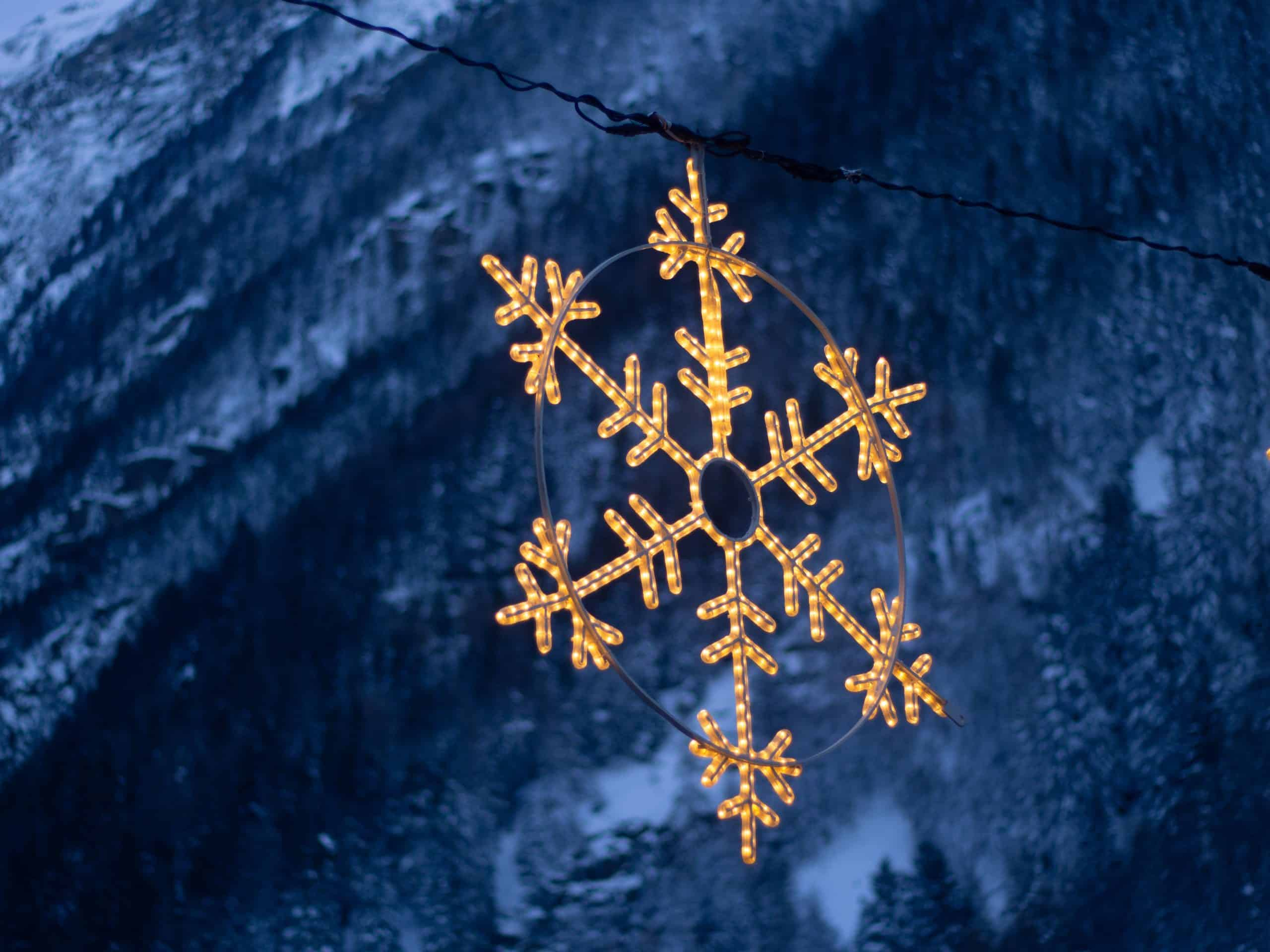 Snowflake - A Unique Way To Decorate Your Home